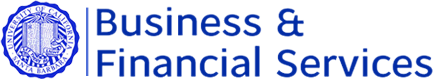 Business & Financial Services - UCSB logo