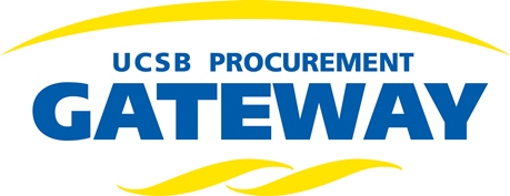UCSB Procurement Gateway logo